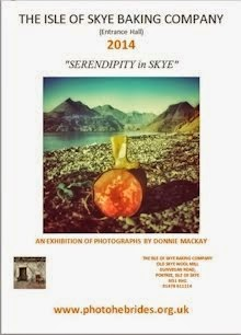 NEW EXHIBITION - OPENS JUNE 2014 - SERENDIPITY IN SKYE