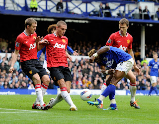 Everton Vs Manchester United image