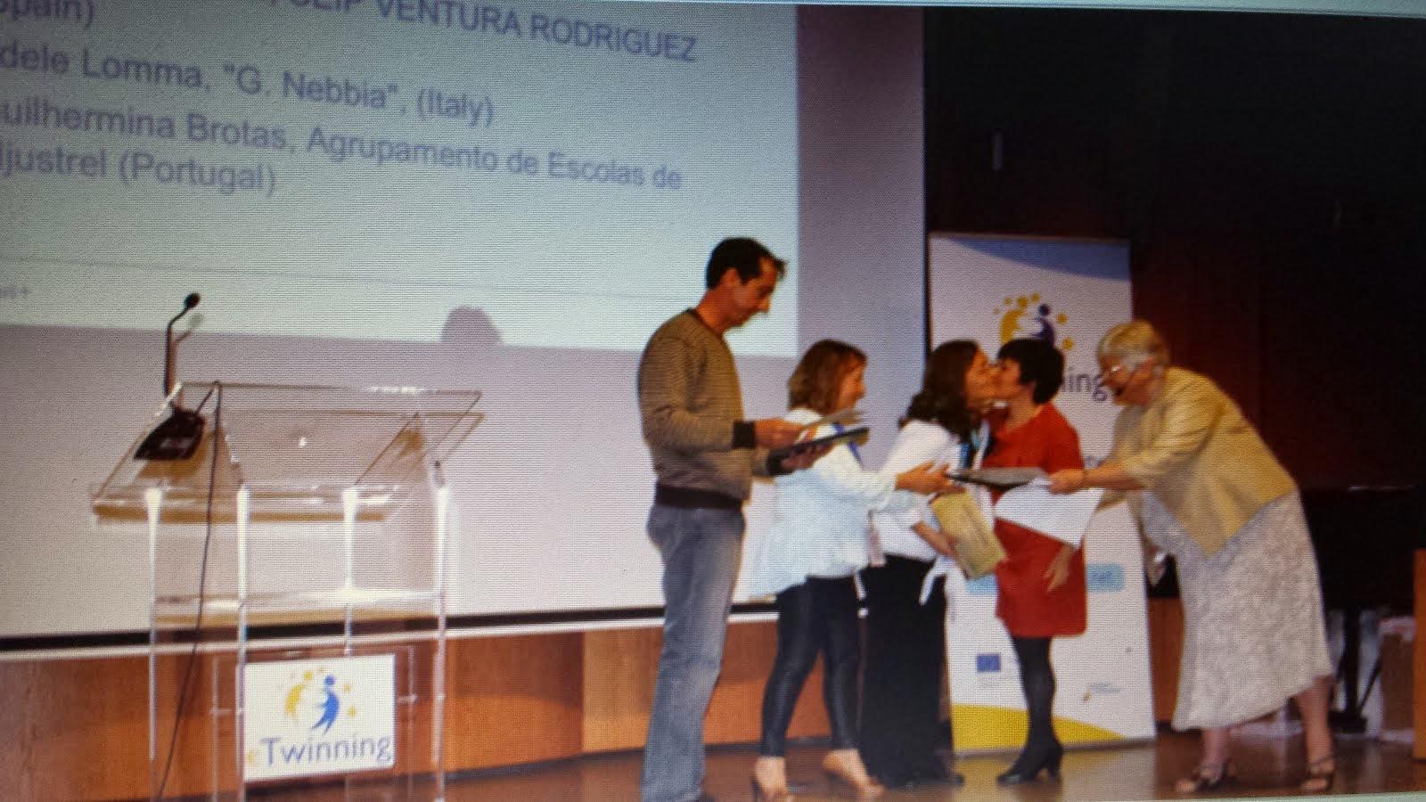 Premio Europeo eTwinning 14