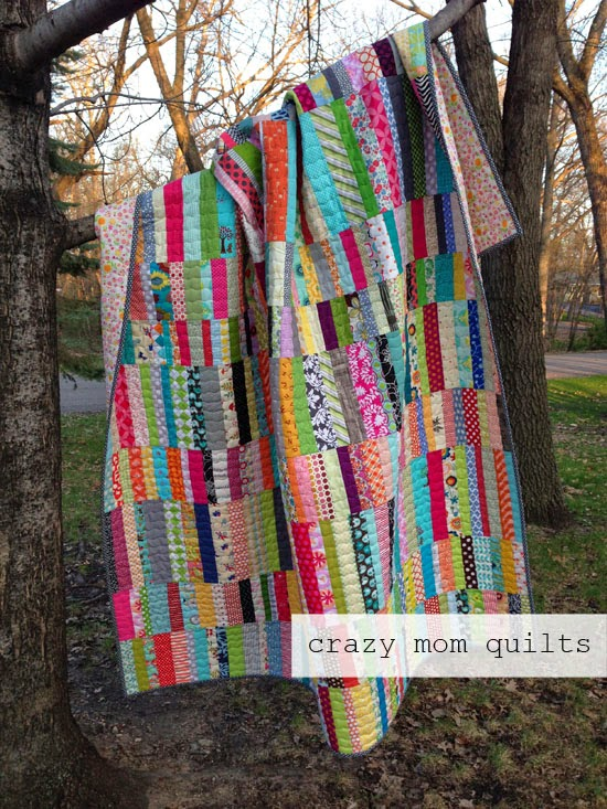 crazy mom quilts: candy coated 3 complete : crazy quilt mom - Adamdwight.com