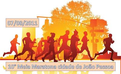 MEIA MARATONA CIDADE DE JOÃO PESSOA