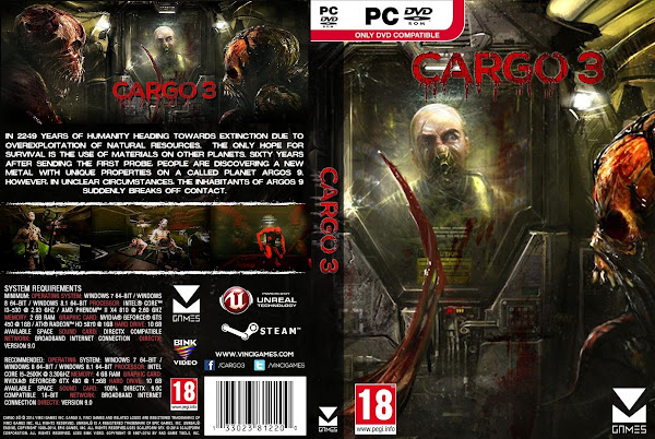 Capa Cargo 3 PC