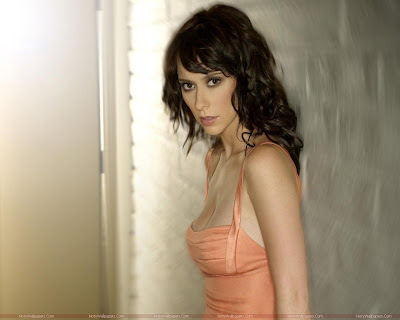 Actress Jennifer Love Hewitt Wallpaper