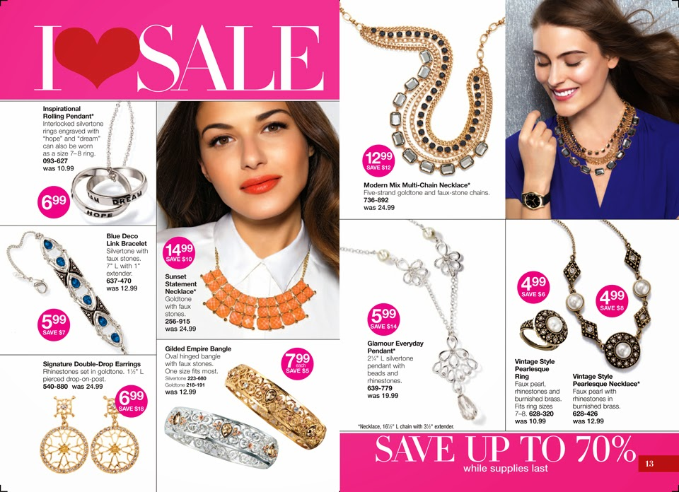 Avon Campaign 4 2015 Brochure - New Campaign for January