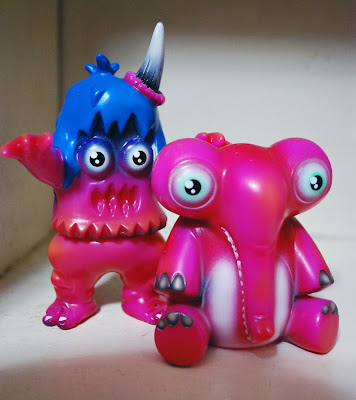 Rampage Toys x Hints and Spices Ugly Unicorn & Waniphant Vinyl Figure Set