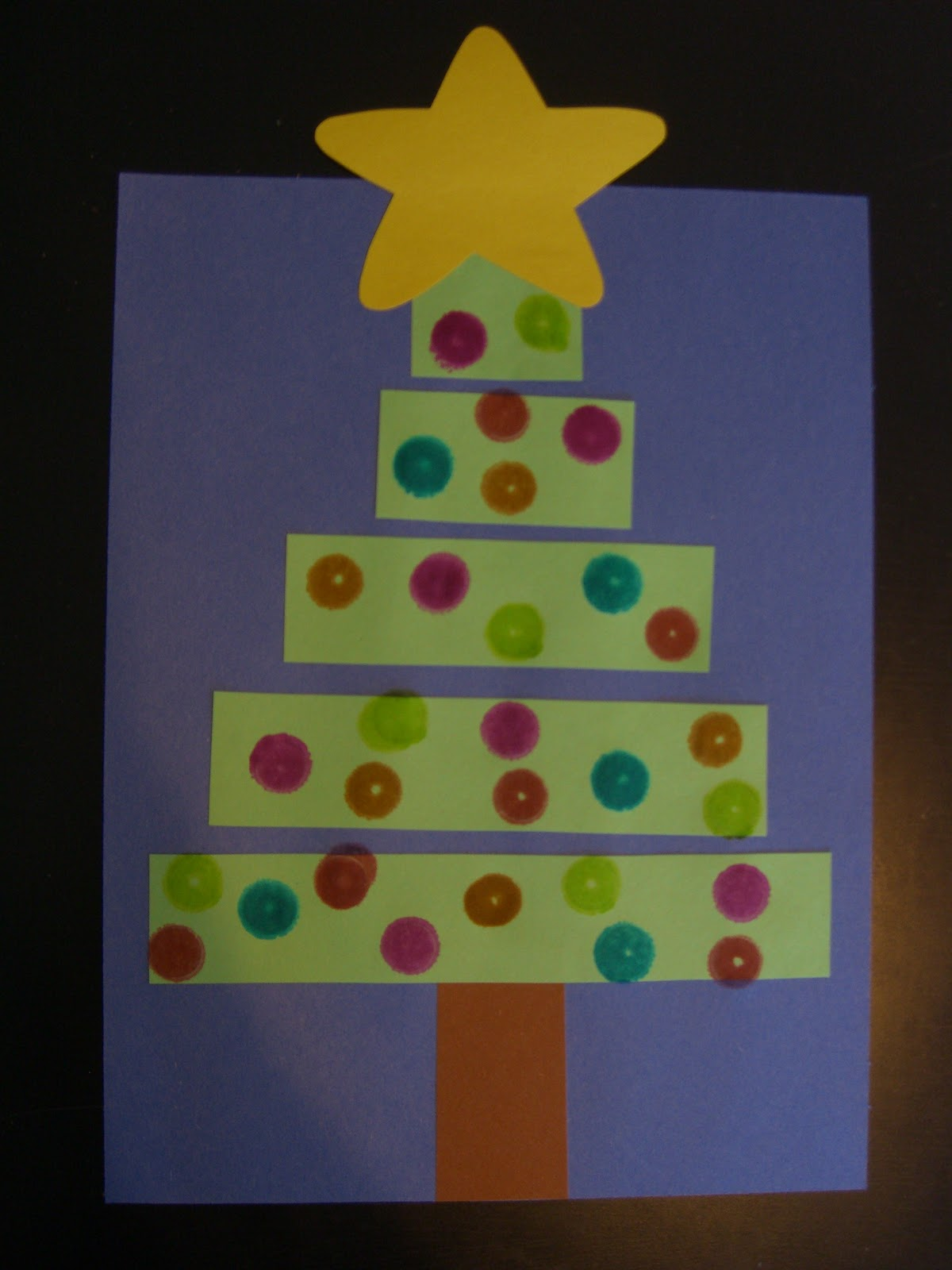 First grade garden christmas around the world and elf on for Christmas tree arts and crafts