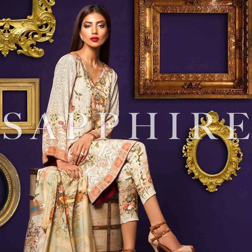 Sapphire's 3 piece silk collection ticks all the boxes