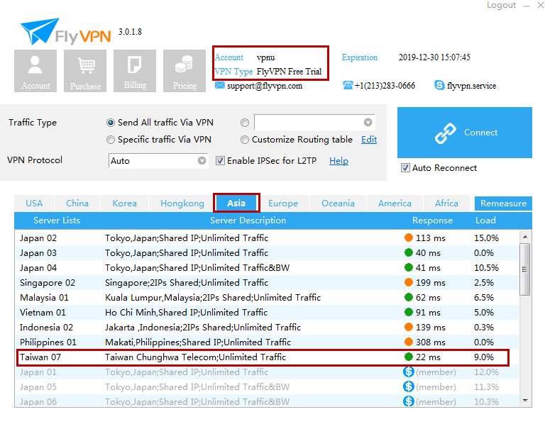 Taiwan-VPN