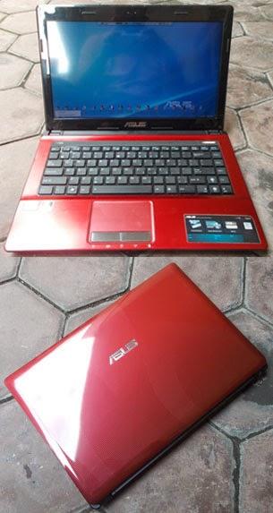 ASUS A43SM VX034D Core I5 Gamer