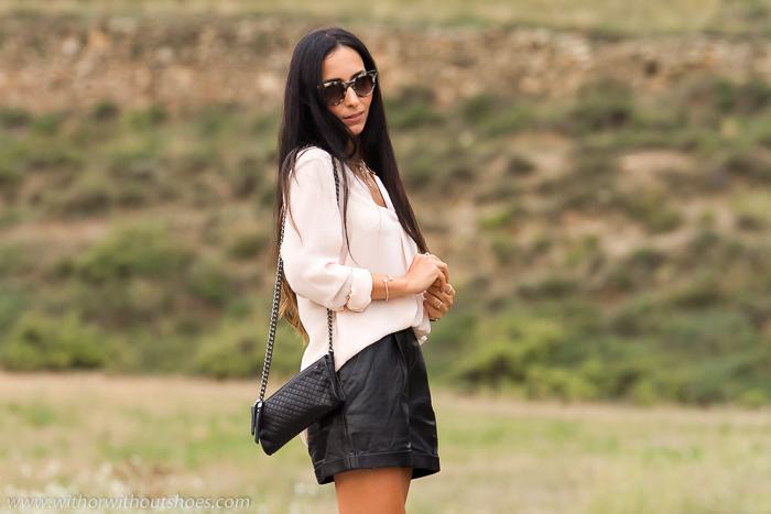 BLogger de Valencia de moda con looks estilo urbano chic