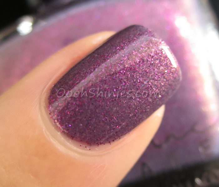Femme Fatale Cosmetics The White Witch Collection Her Imperial Majesty