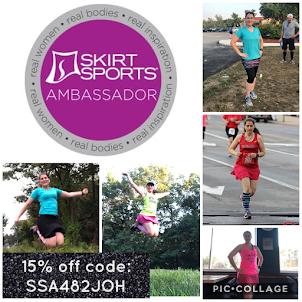 Skirt Sports Ambassador