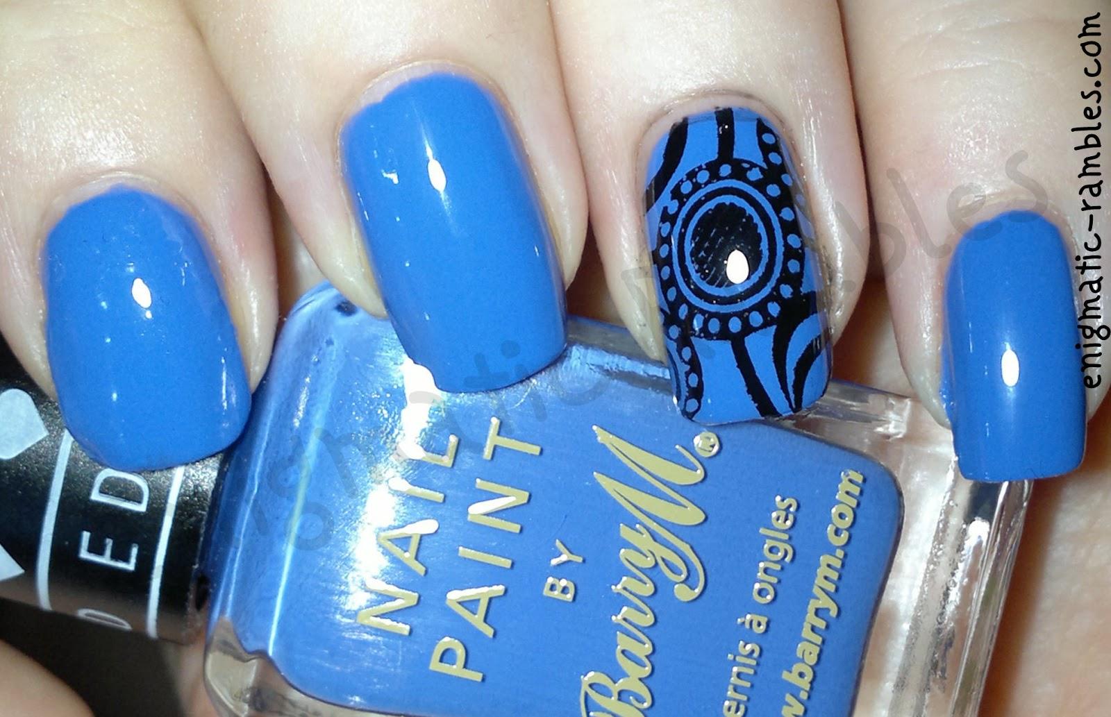 barry-m-bikini-moyou-nails-special-nail-polish-black-bundle-monster-422-BM422