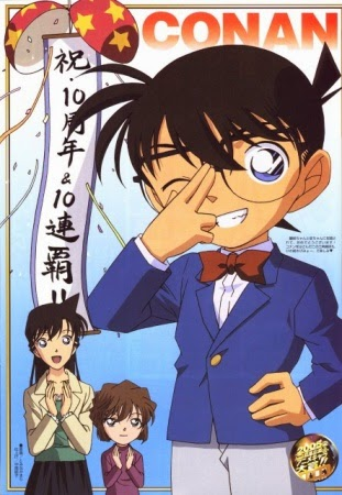 Detective Conan Capitulo 759