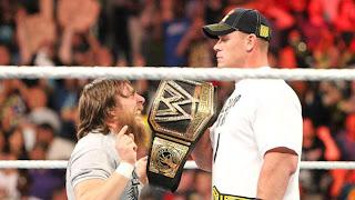 WWE تنشر توقعها لنزال جون سينا ودانييل براين (فيديو)