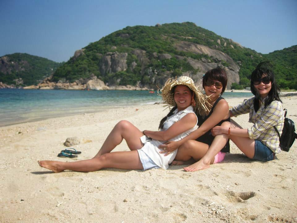 Lịch trình đi đảo Bình Ba