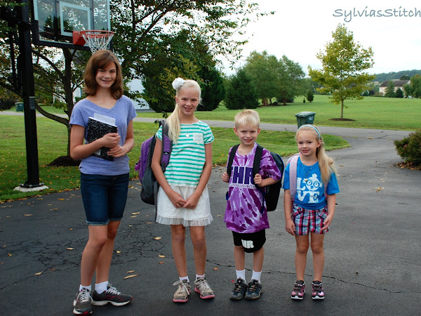 Back to School - Tale of a Stalker Mom