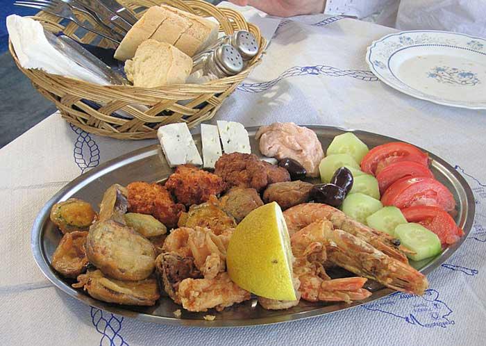 Découvrez la gastronomie grecque