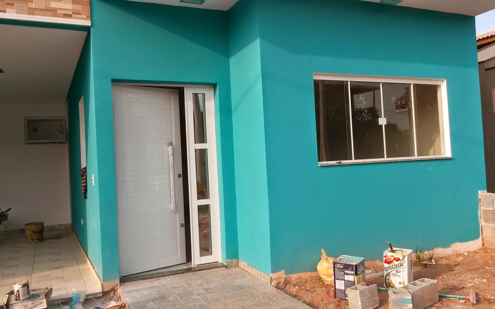 Construindo casas quanto custa construir for Pinturas 2016 para casas