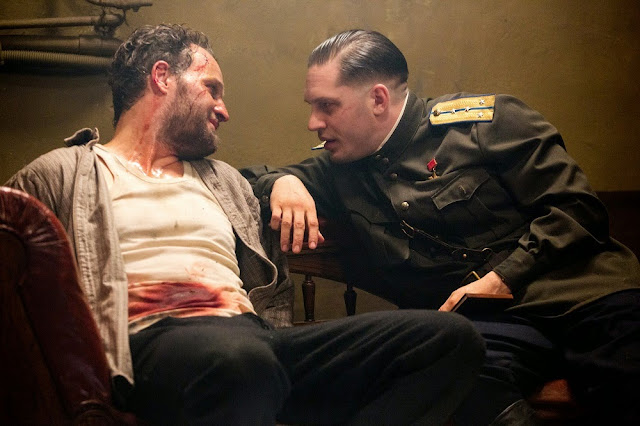 Child 44 still Jason Clarke Tom Hardy