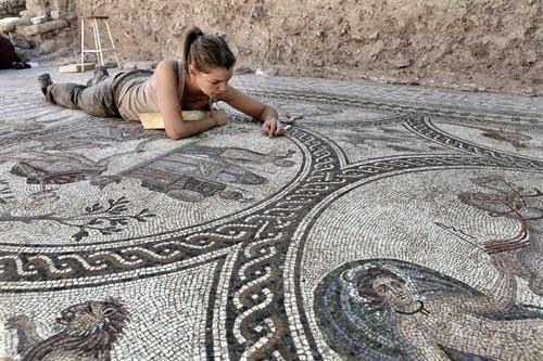 En arqueología todos los días pasa algo