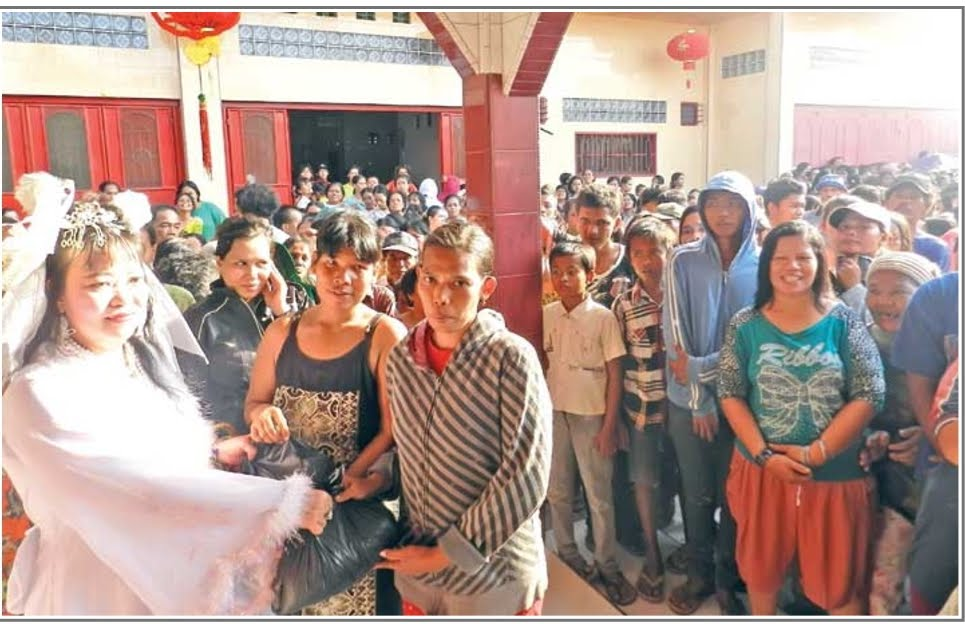 Putri : Vihara Kwan Im Akan Gelar HUT Dewa Agung dan Ibu Suci