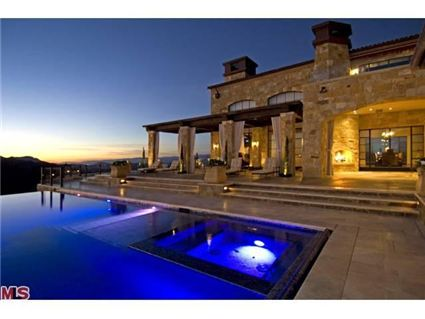Tricked out mansions showcasing luxury houses june 2012 for California million dollar homes