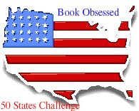 50 States Reading Challenge Blog Photo (read books from all 50 states)
