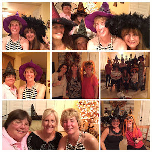 Fun at the Witches Party!
