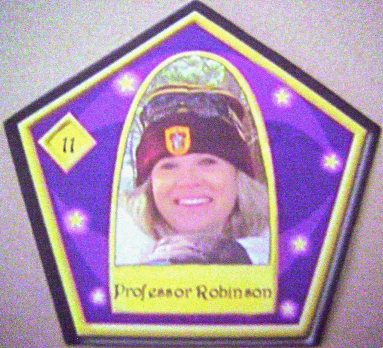 Professor Robinson