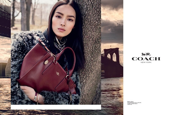 Coach Fall/Winter 2015 Campaign