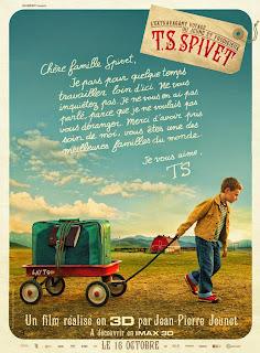Watch The Young and Prodigious T.S. Spivet (L'extravagant voyage du jeune et prodigieux T.S. Spivet) (2013) movie free online