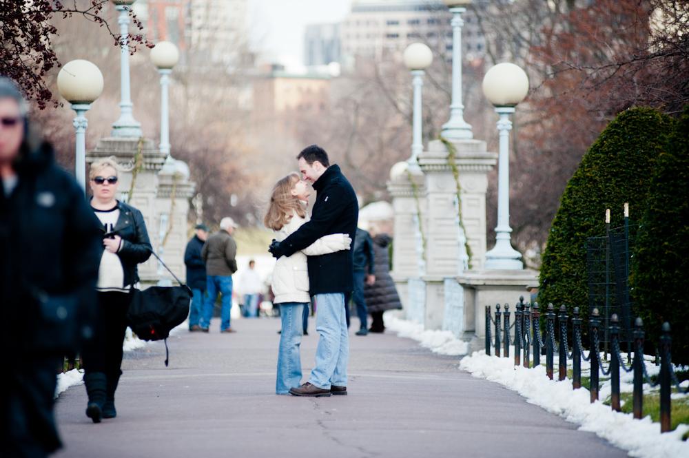 Boston, Massachusetts Engagement