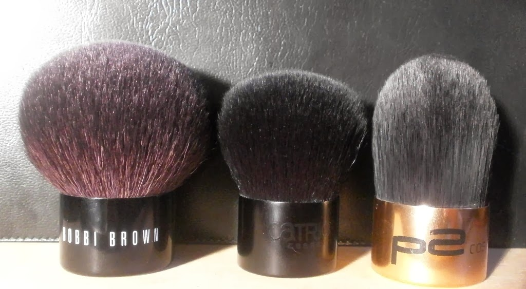 mini kabuki brush p2 bobbi brown