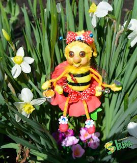 Дачные истории. Пчелка Майя.