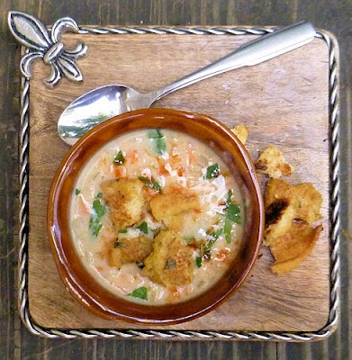 White Bean Soup | Ms. ePlace