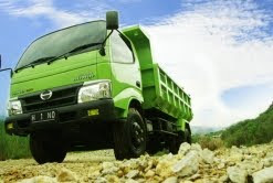 Ready Stock Hino New Dutro 130 HD PTO & Cargo