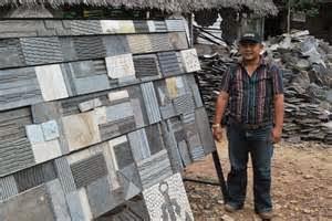 Batu alam sebagai bahan bangunan