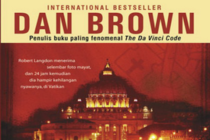 Download Novel Gratis Malaikat dan Iblis -  Dan Brown
