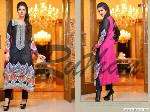 Rujhan EID Dresses-2014