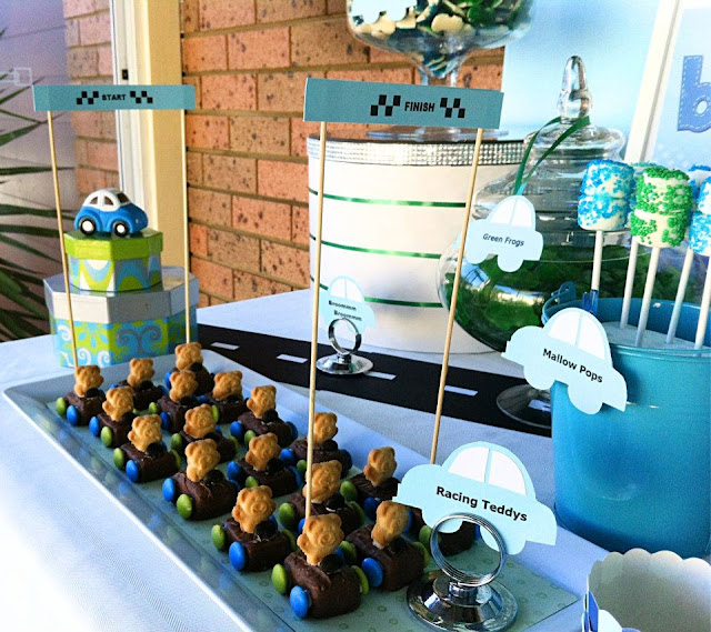 Baby Shower Themes Cars ~ Little big company the car themed baby shower by
