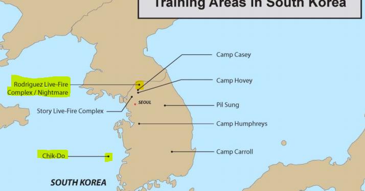 Disaster Wise Nightmare Range South Korea