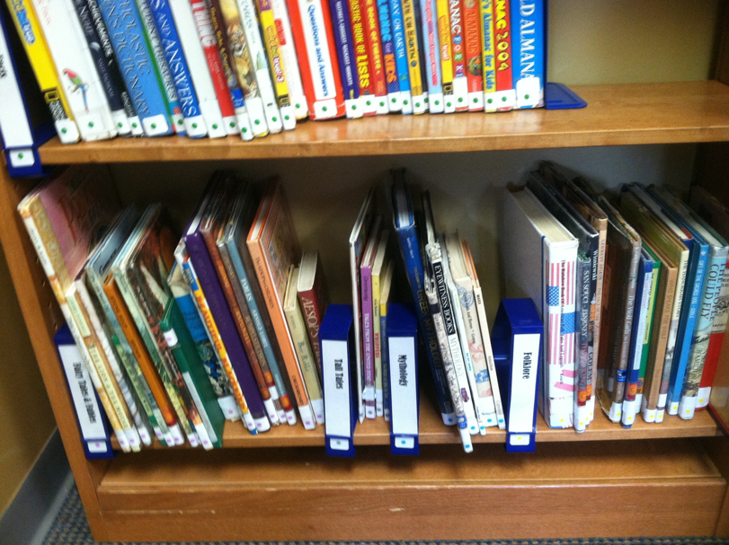 The Library Voice: So We Ditched Dewey....What Comes Next For Our ...