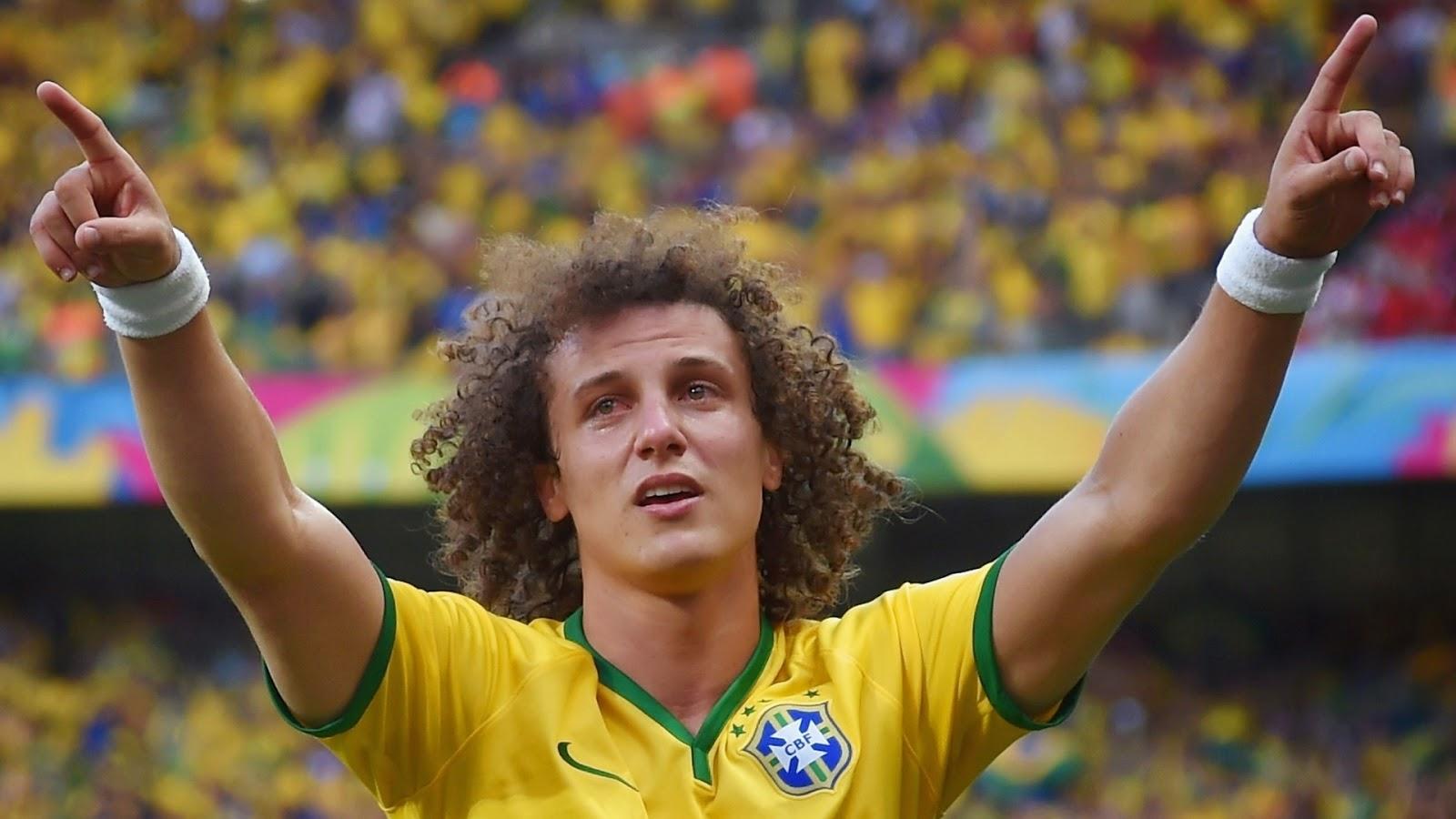 Emocionante: David Luiz recebe carta comovente de uma fã mirim