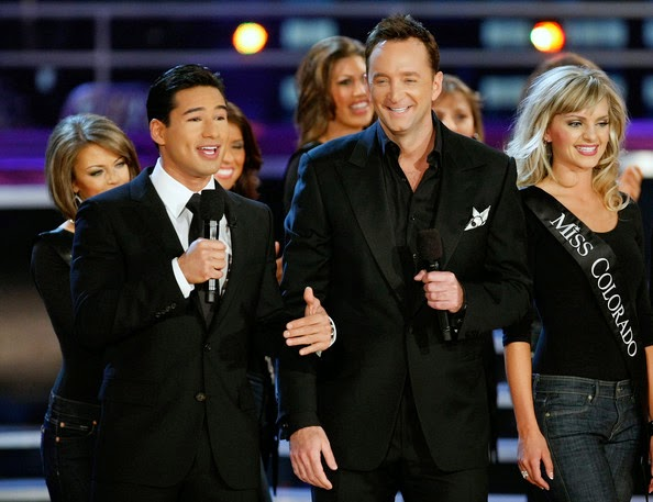 Consultant On The Tlc Reality Series Miss America Countdown To Crown And Isted Mario Lopez During Live Pageant Telecast Kelly Was Picked