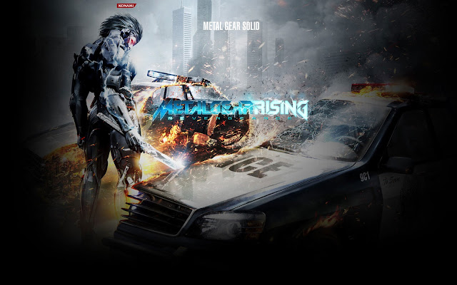 Metal Gear Rising Revengeance 2 Wallpaper