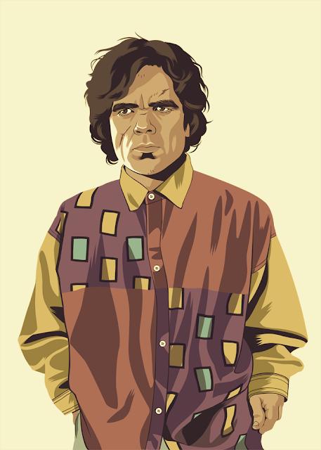 Tyrion noventero - Juego de Tronos en los siete reinos