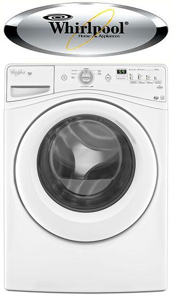 whirlpool washing machine maintenance