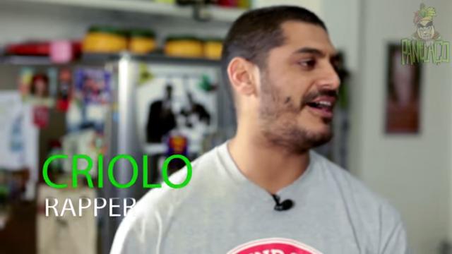 Criolo participa do programa de Entrevista do João Gordo