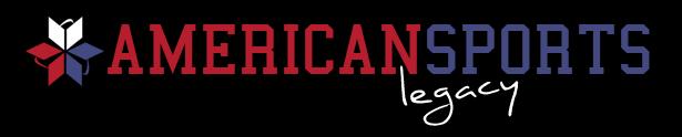 American Sports Legacy Blog